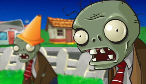 Plants vs Zombies Adventures domains registered by EA
