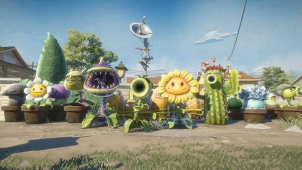 The Origin Overmind wants you to know that Plants vs Zombies: Garden Warfare is out on June 24th