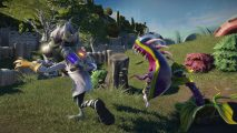 Garden Warfare cross-references the cartoon charm of Plants vs Zombies with CoD, largely successfully.
