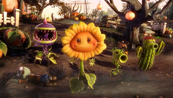 Beautiful Plants Vs. Zombies: Garden Warfare Is Free For 72 Hours With Game Time