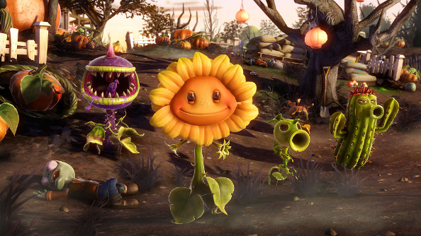 Plants vs. Zombies: Garden Warfare is free for 72 hours with Game Time