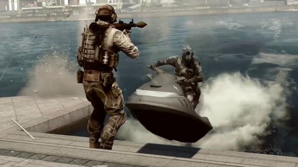 Battlefield 4's platoons are now open to the masses