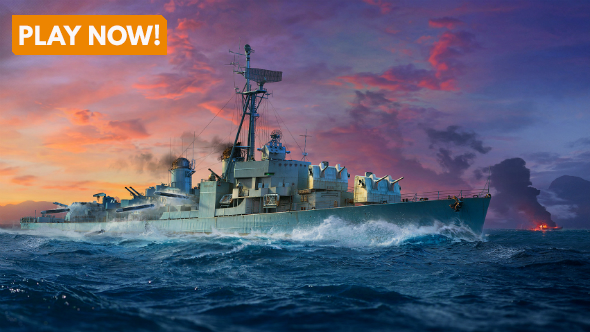 play world of warships free