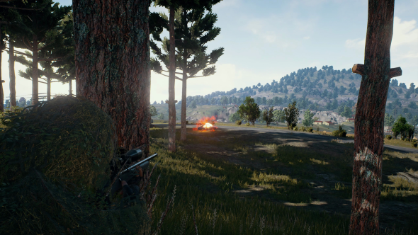 PlayerUnknown Battlegrounds interview