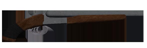 playerunknowns battlegrouds sawed off shotgun