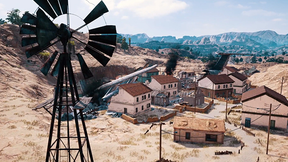 Playerunknown S Battlegrounds Desert Map Test Servers Will Remain Live Until The 1 0 Release Playerunknowns Date