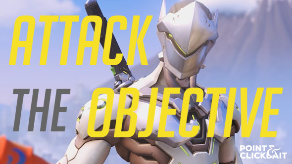 overwatch attack the objective point and clickbait