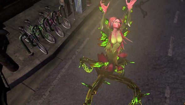 Infinite Crisis' Atomic Poison Ivy revealed