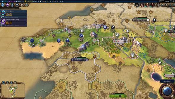 Civilization 6 скачать торрент dlc
