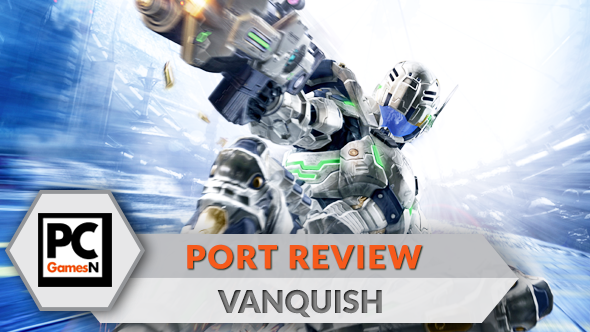 Vanquish PC tech review