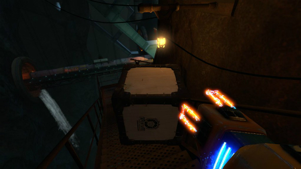 One-man Portal 2 mod four years in the making looks spookily great