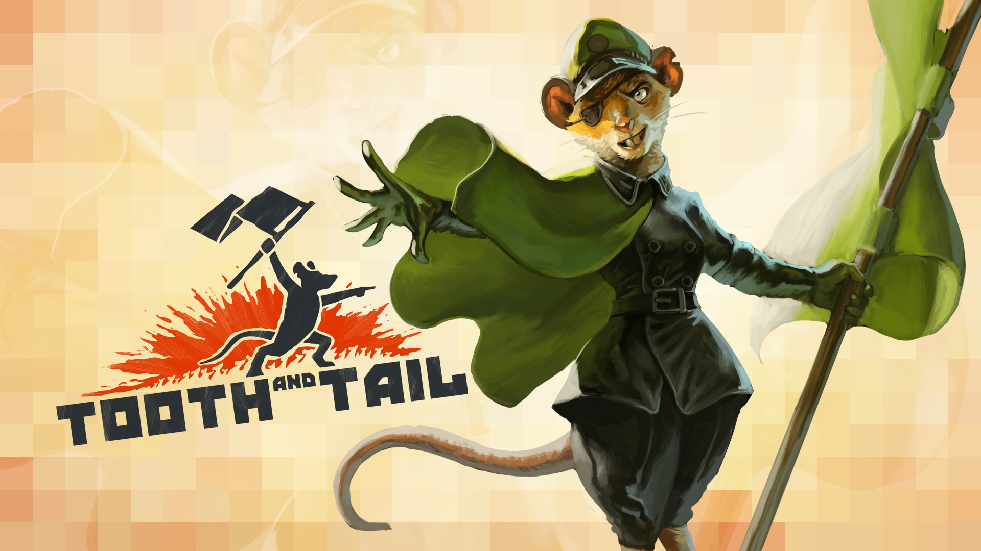 Tooth and Tail promises paratrooper-puking owls and flamethrowing boars