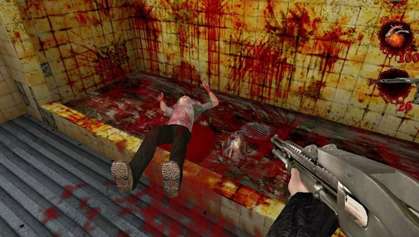 Postal 2 Running With Scissors