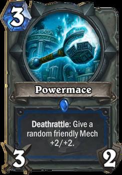powermace