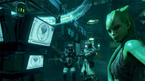 prey 2 cancelled bethesda pete hines