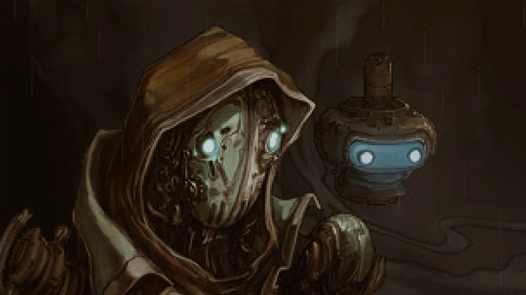 Primordia launches. Finally humans can see how their world will burn