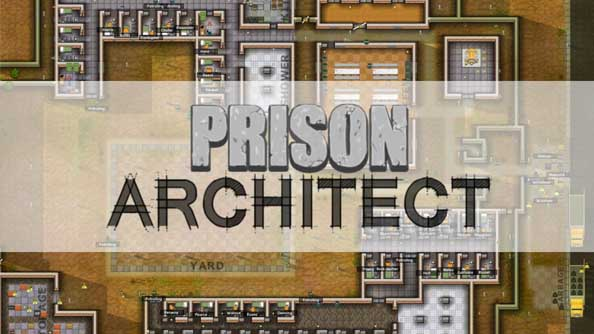 Prison Architect alpha coming in next 90 days; also, t-shirts