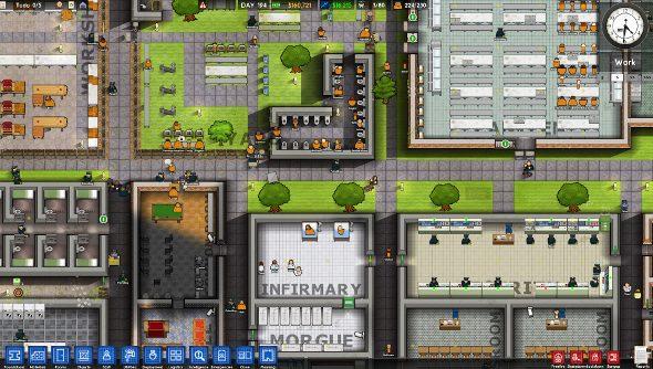 Prison Architect launch trailer