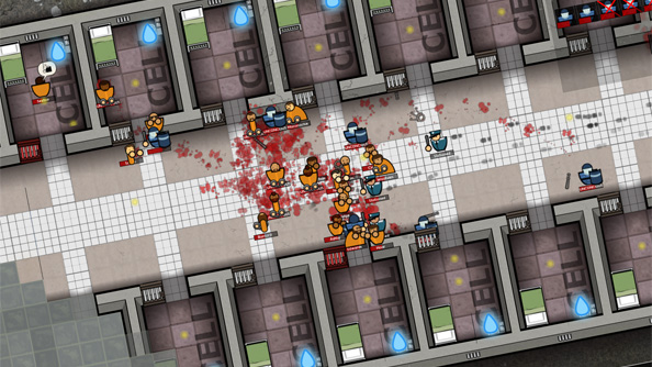 "Microsoft and Sony are ""second class customers"" says Prison Architect dev"
