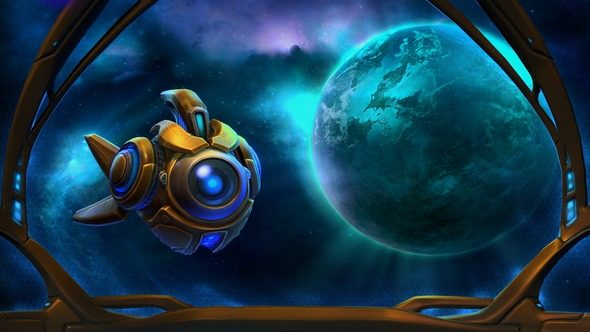 Heroes of the Storm Probius talent guide builds