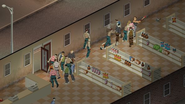 Project Zomboid's map making tools let you bring the living dead to your town