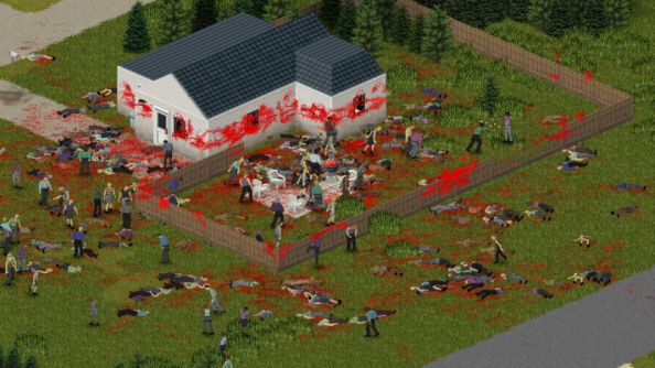 Project Zomboid multiplayer goes live. It's still very much in alpha
