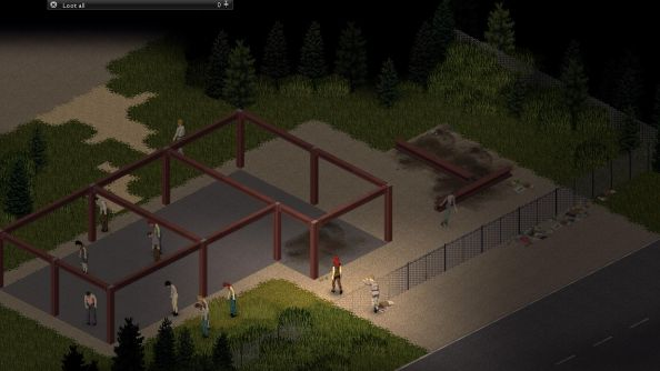 Surprise Project Zomboid multiplayer is on the horizon.