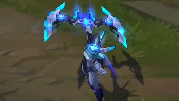 Project Ashe In-game