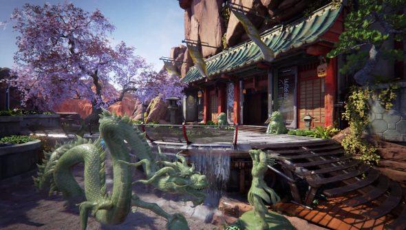 Project BlueStreak pre-alpha trailer shows off a peaceful multiplayer map