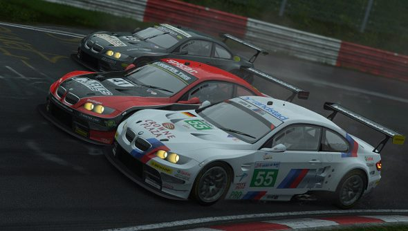Project CARS career mode