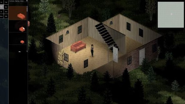 Project Zomboid Creative Mode Takes Its Cues And Lampshades