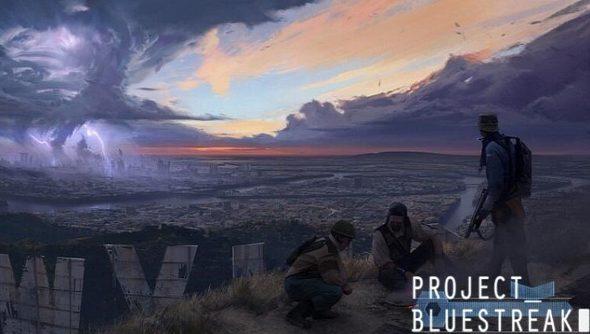 Project BlueStreak hires