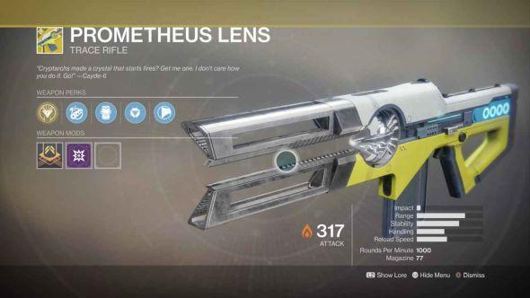 Prometheus Lens