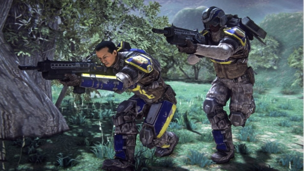 Planetside 2 will let you phone your friends in-game