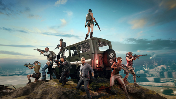 PlayerUnknown's Battlegrounds cheats think they're being matched with other cheaters