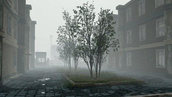 pubg foggy weather