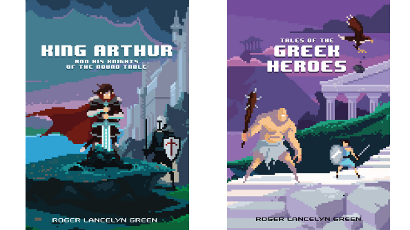 puffin pixel covers