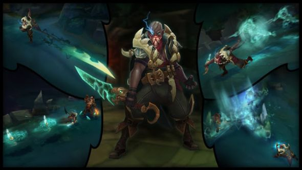 Pyke League of Legends