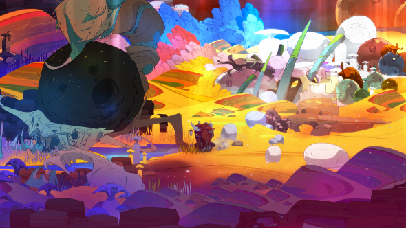 Pyre probably won't ever have online multiplayer