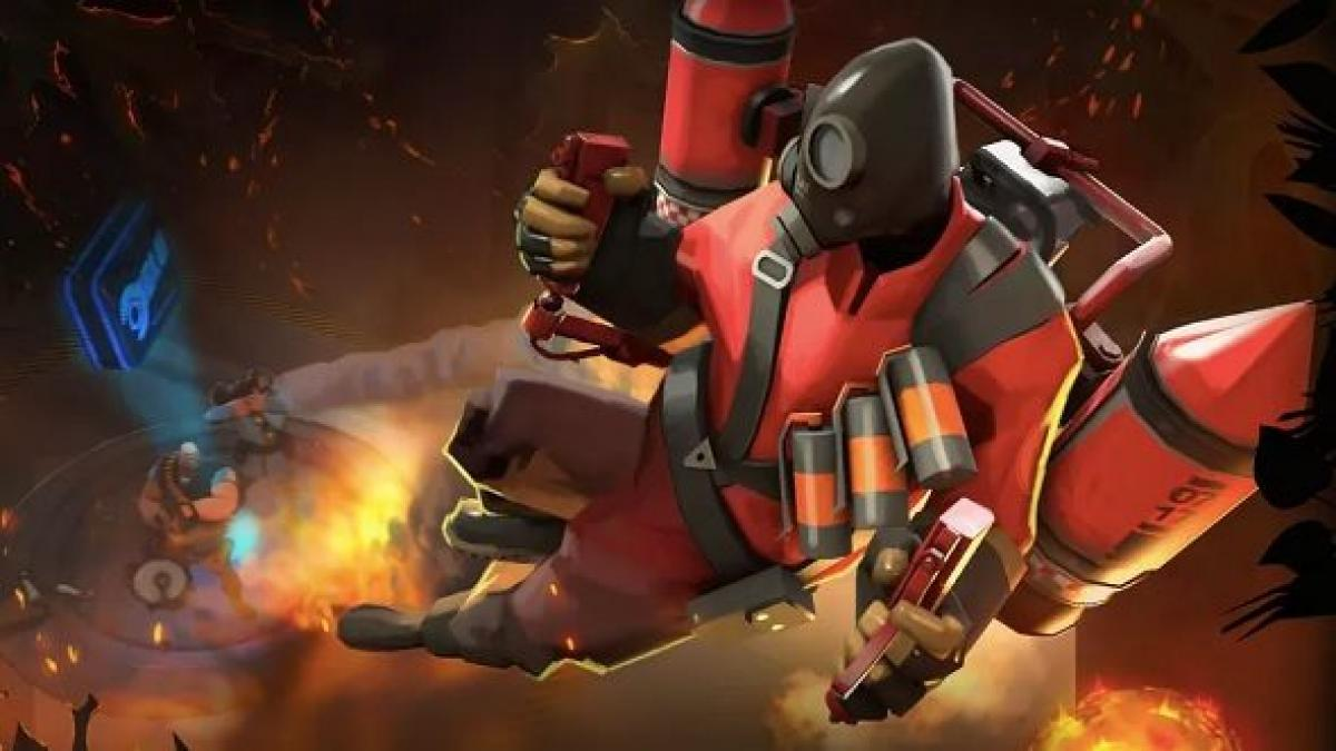 Team Fortress 2 Still Has Plenty Of Life Left In It And Pyro S
