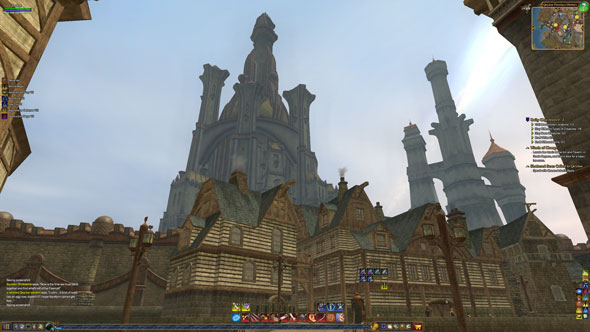 EverQuest II Qeynos Castle