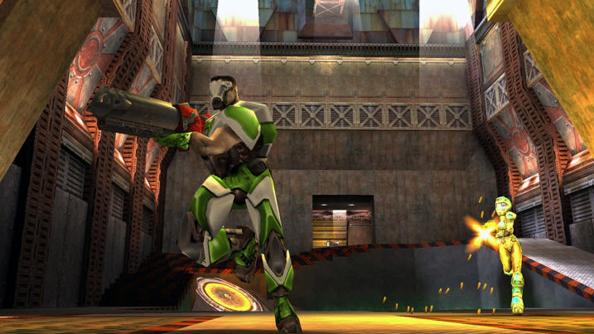 Quake Live: and kicking.