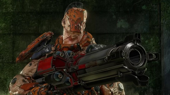 Free games: We have 5000 Steam keys for rocket-jumping shooter Quake Champions!