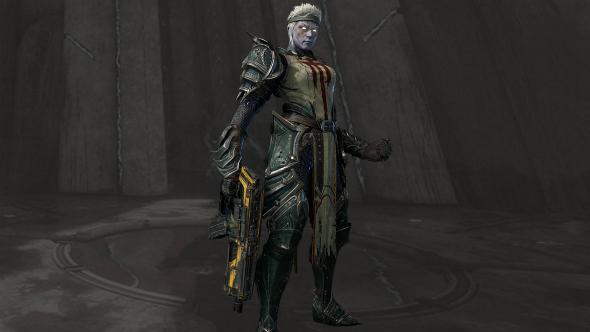 Quake Champions galena