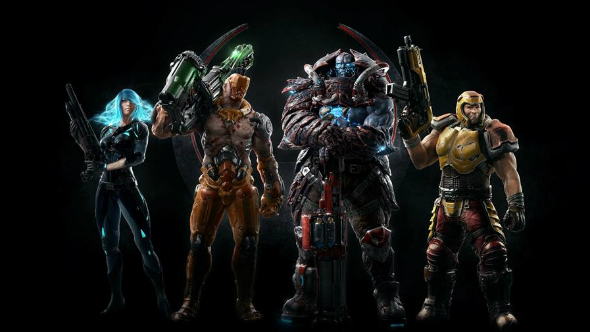 Quake champions beta key giveaway