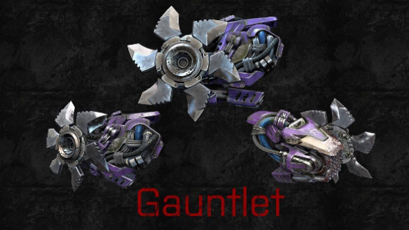 quake champions weapons gauntlet