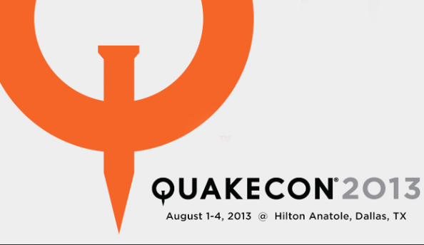 QuakeCon 2013 presentations will feature Elder Scrolls Online live stream and the Carmack keynote