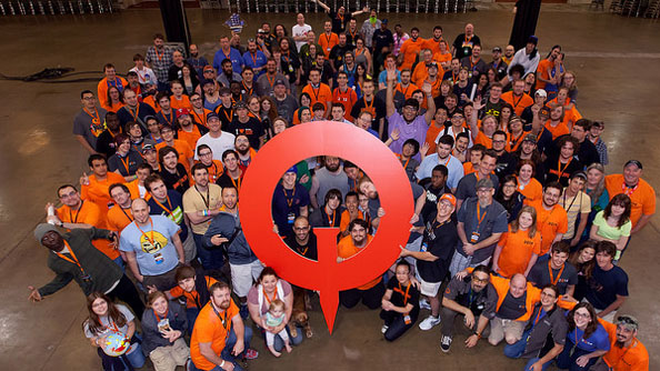 QuakeCon: an institution.