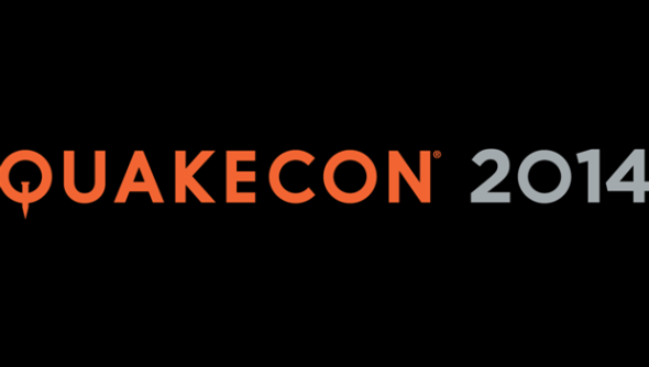 QuakeCon is very nearly at its twentieth anniversary. But, er, not yet.