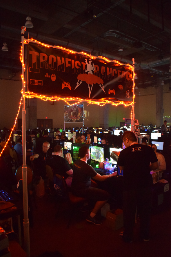 QuakeCon 2017 BYOC
